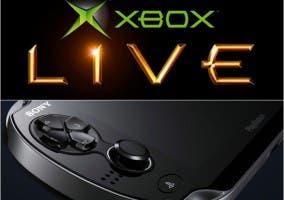Logo de Xbox Live y PS Vita