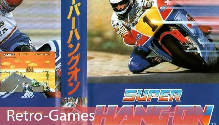 Retro Games Super Hang On