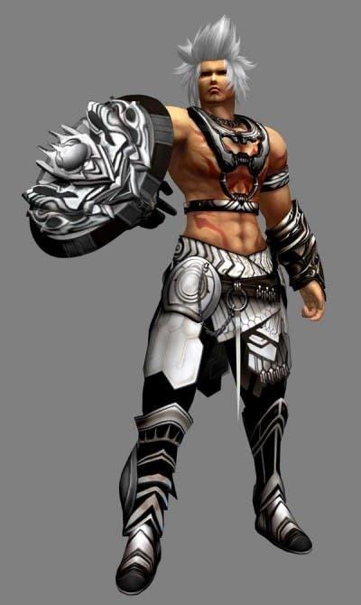 Rygar en su versión Wii