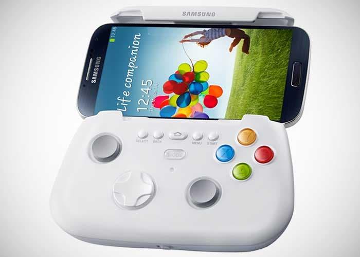 El mando del Galaxy S4
