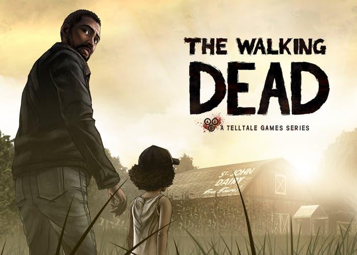 La aventura gráfica de The Walkind Dead