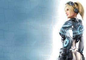 Mujer Starcraft: Ghost