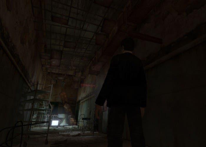 Imagen tétrica del juego