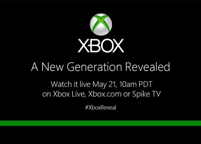 Lanzamiento de la nueva Xbox televisada