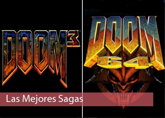 Doom Saga (III) logo