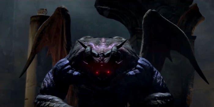Éste será nuestro nuevo y temible enemigo final... ¿Estarás a la altura?.