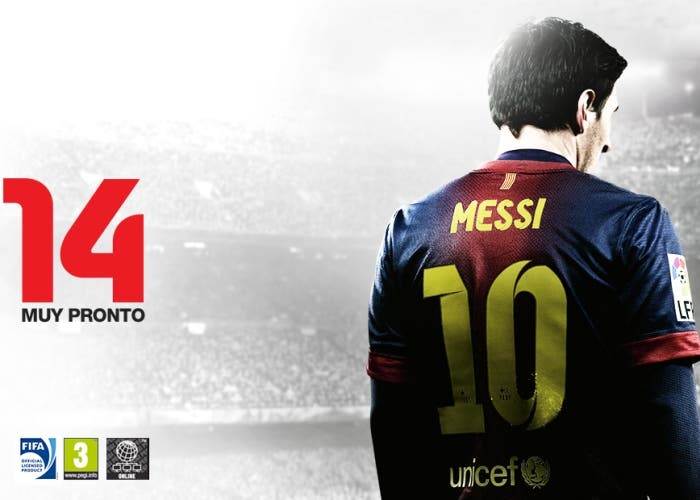 FIFA 14 portada