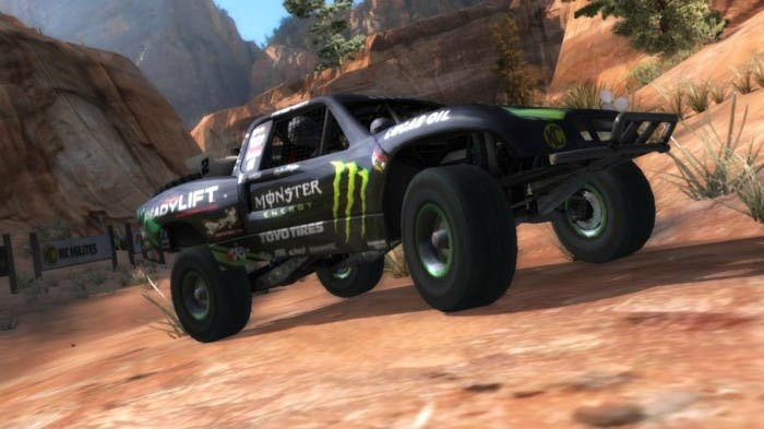 Truck Jeremy McGraths