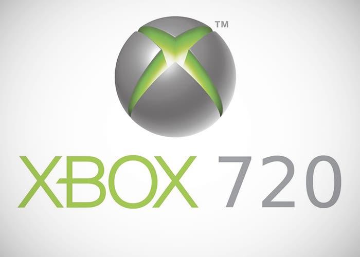 Logo elaborado de Xbox 720