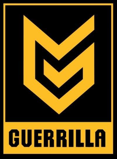 El logo de Guerrilla