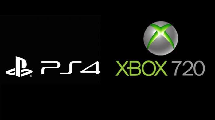 Logos de PS4 y Xbox 720