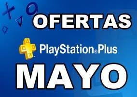 Ofertas de Mayo PS Plus