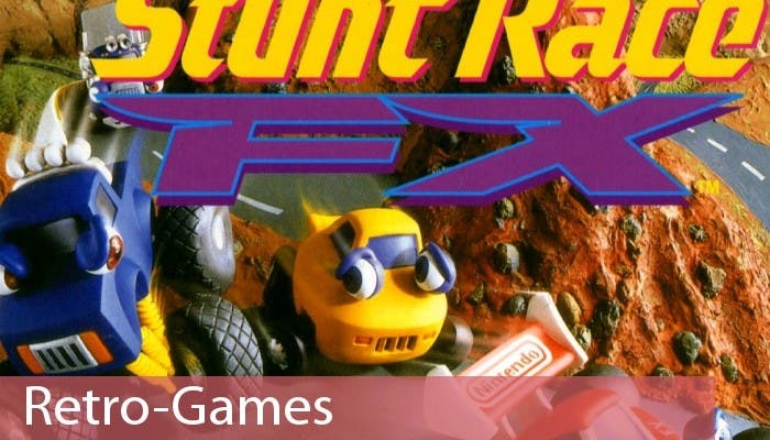 Retro Games Stunt Race FX
