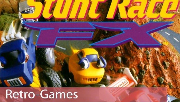 Retro Games Stunt Race FX