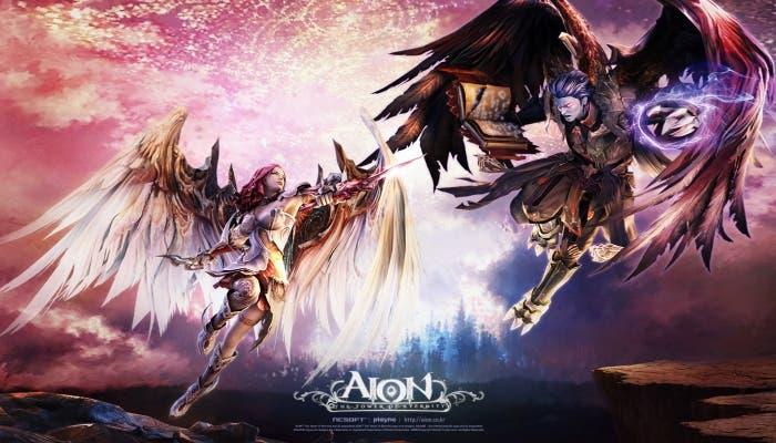 Wallpaper de Aion