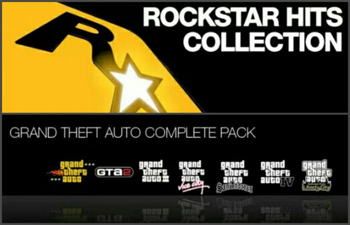 banner de ofertas de Rockstar