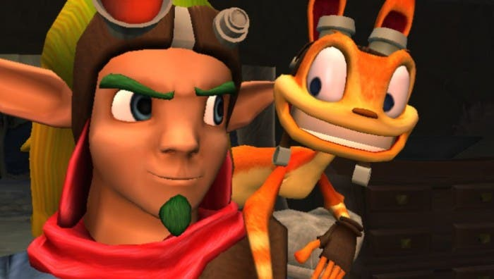 Frontal Jak And Daxter