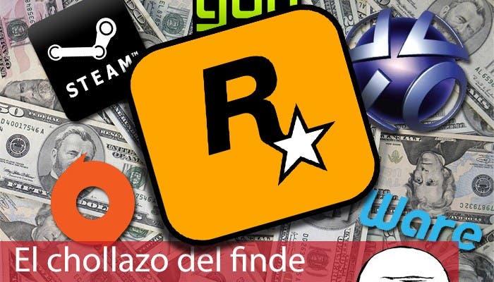 portada el chollazo del finde dedicada a Rockstar