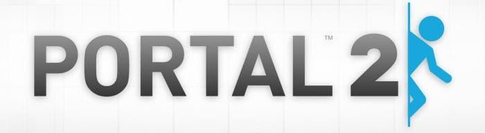 título portal 2 blanco
