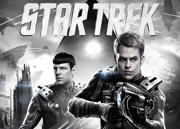 Portada Star Trek