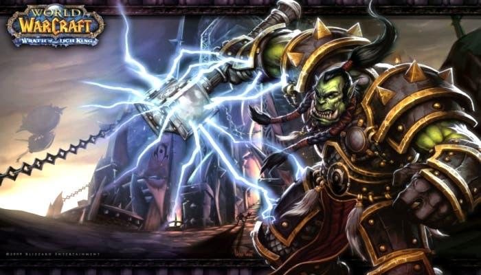 Wallpaper de World Of Warcraft