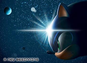 New Beginning Sonic