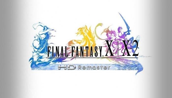 Final Fantasy X y X-2 logo