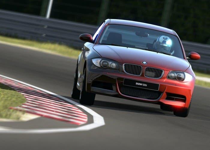 BMW 135i en GT6