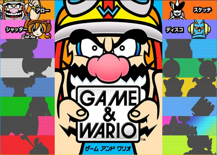Game and wario 2
