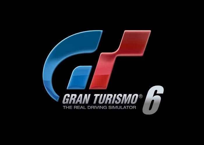 Gran Turismo 6 logo no oficial