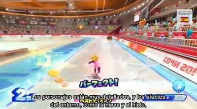 Mario&Sonic InGame