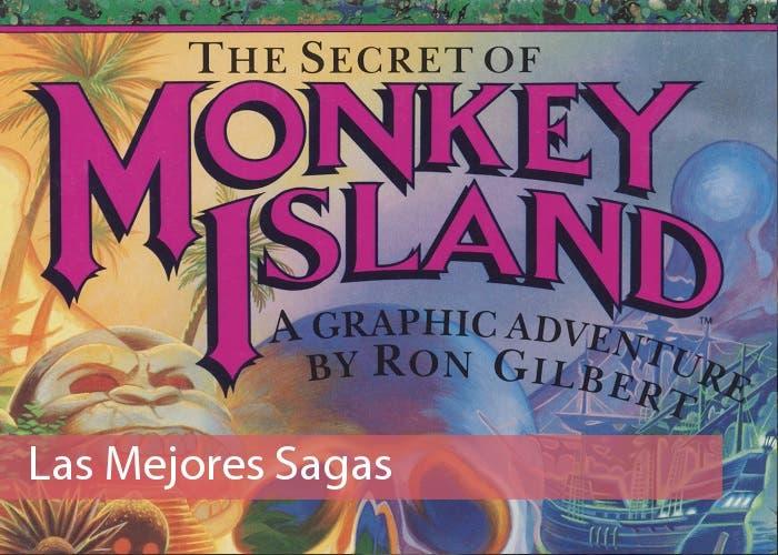 Mejores Sagas Monkey Island (I)