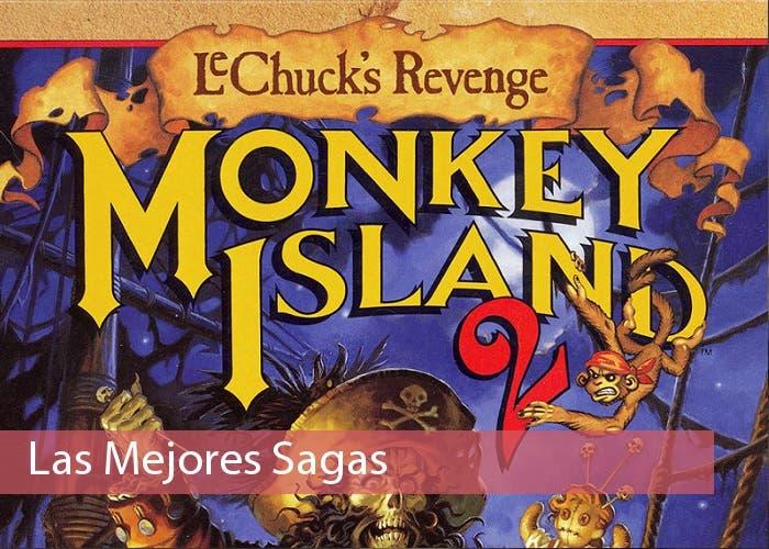 Mejores Sagas Monkey Island II