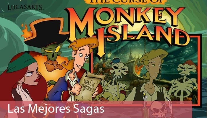 Mejores Sagas Monkey Island III