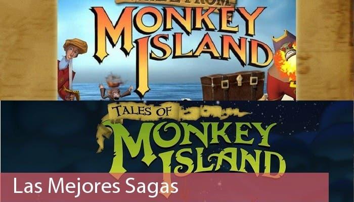 Mejores Sagas Monkey Island IV