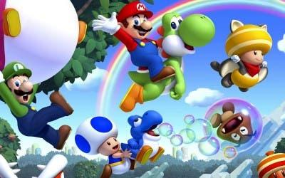 Super Mario y Luigi