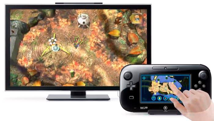 Nintendo Direct Wii U, el GamePad se llama KopPad en Pikmin 3