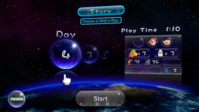 Nintendo Direct Wii U, Pikmin 3 te permite volver a atrás durante la partida