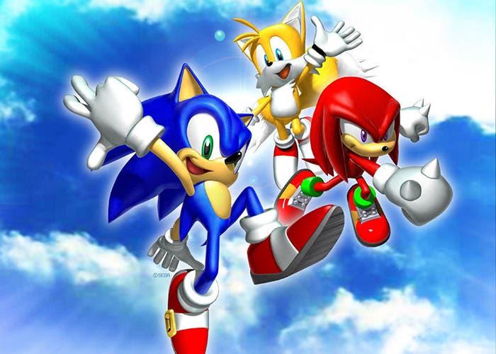 Personajes Sonic