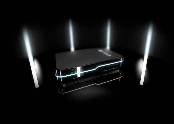 Posible PS4 hecha por fans