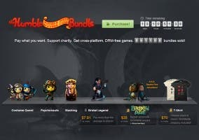 huble double fine bundle portada