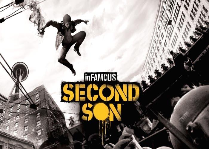 Wallpaper de infamous second son