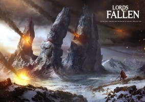 wallpaper de lords of the fallen