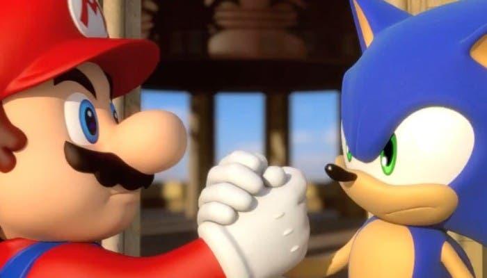 Nuevo Mario & Sonic