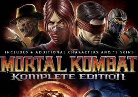 Mortal Kombat Komplete Edtition
