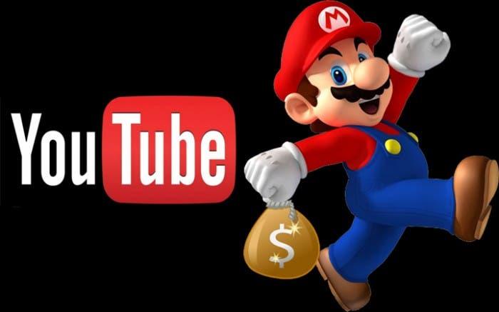 Youtube y Nintendo