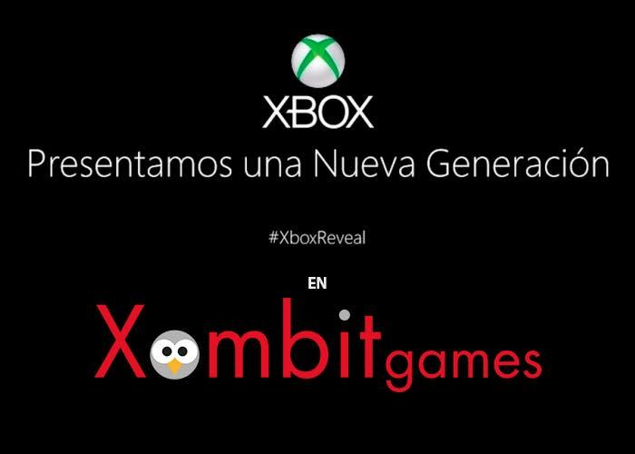 Presentación Xbox Reveal en XombitGames