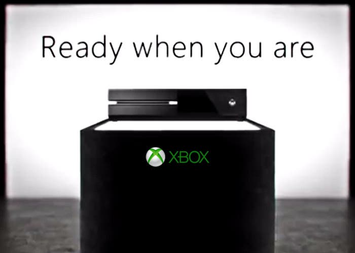 Presentación Xbox One