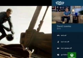 Skype para Xbox One
