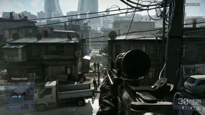 Gameplay de Battlefield 4